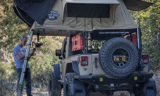 TrailRecon Takes a Test Drive in the VTW Adventure Machine