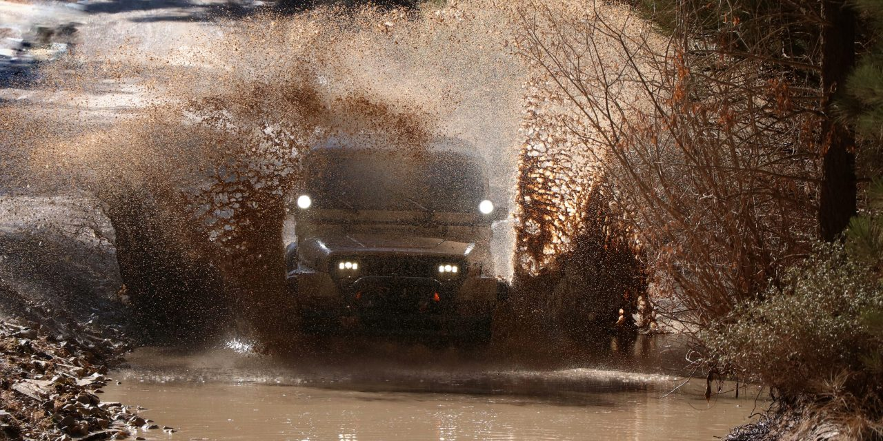 Keeping the Classic Jeep YJ on the Trails with Quadratec